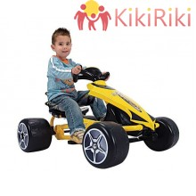 Детски картинг с педали Injusa GO Kart Arrow