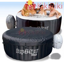 Надуваемо джакузи Bestway Lay-Z-Spa Miami [1]