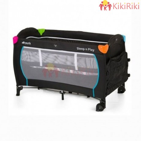Бебешка кошара HAUCK Sleep'n Play Center Multicolor Black