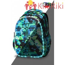 Светеща LED раница CoolPack KALEIDOSCOPE JOY L