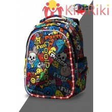 Светеща LED раница CoolPack Cartoon JOY M