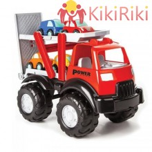 Камион автовоз Transport Pilsan