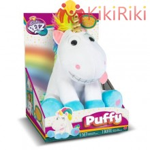 Плюшен смеещ се еднорог Imc Puffy Unicorn
