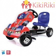 Картинг с педали Hauck Transformer Optimus Prime Go-Cart