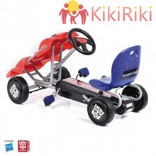 Картинг с педали Hauck Transformer Optimus Prime Go-Cart [1]