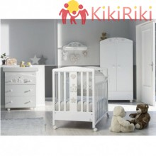 Дървено легло Baby Italia Baby RE Dove grey [1]